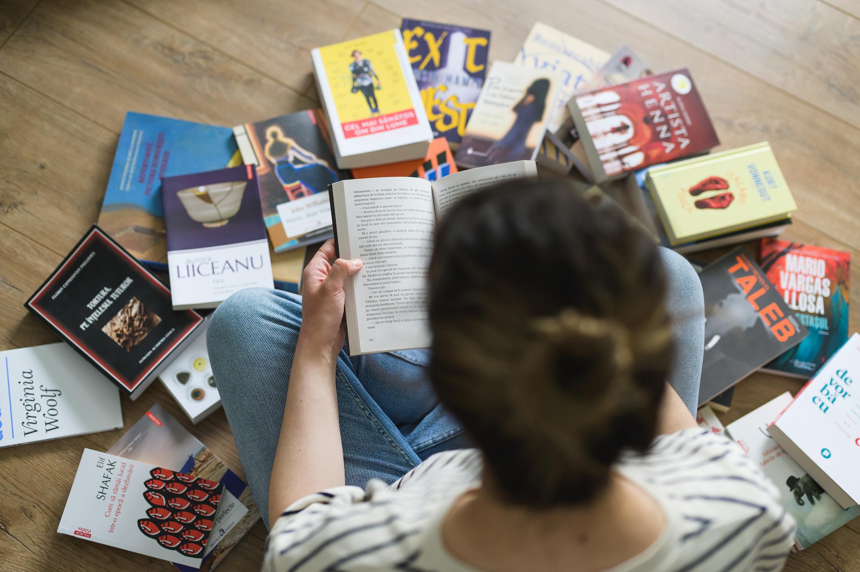 titluri de cărți despre viziune